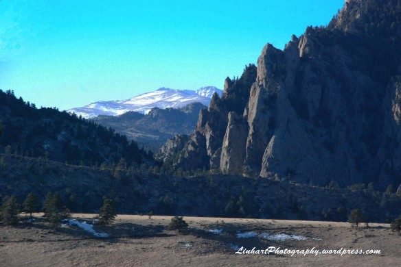 Eldorado Canyon and Indian Peaks