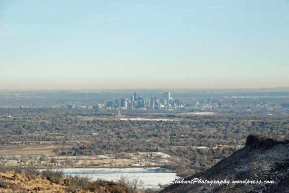 North Table Mountain-Denver Skyline