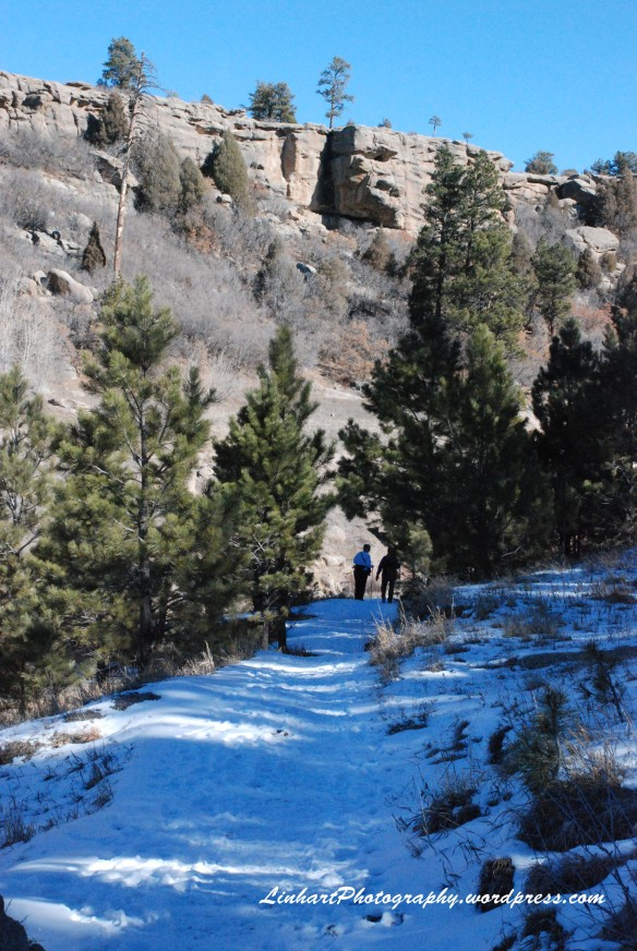 Castlewood Canyon-Trail