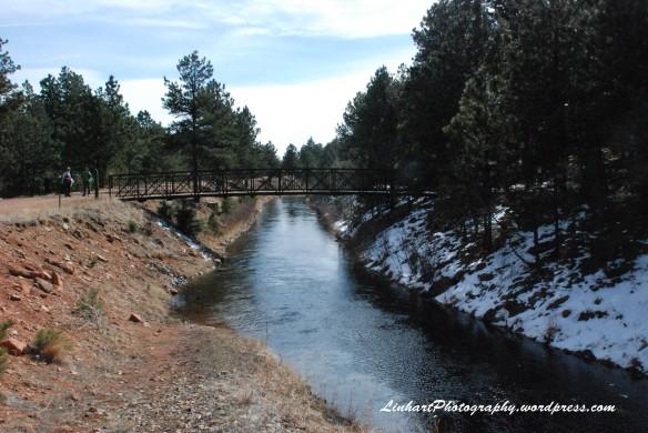 Eldorado Mountain-Denver Water Board Canal