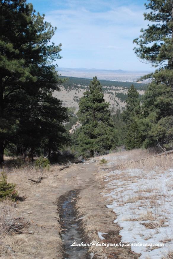 Eldorado Mountain-Trail