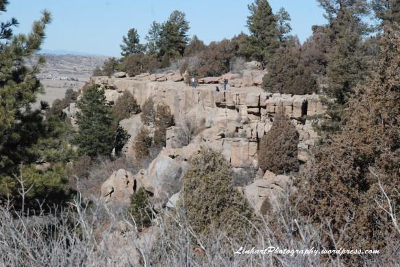Castlewood Canyon-Rim Trail