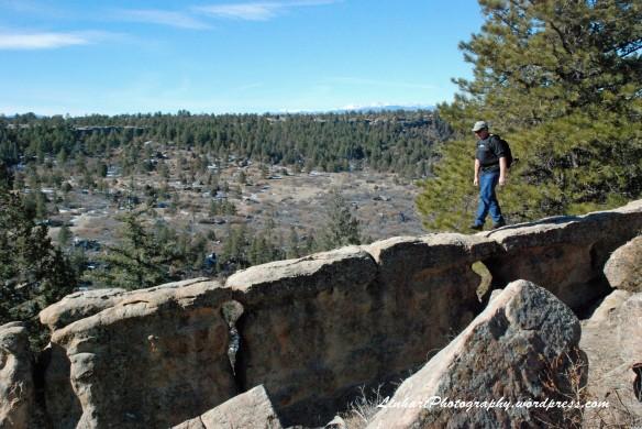 Castlewood Canyon-Natural Wall