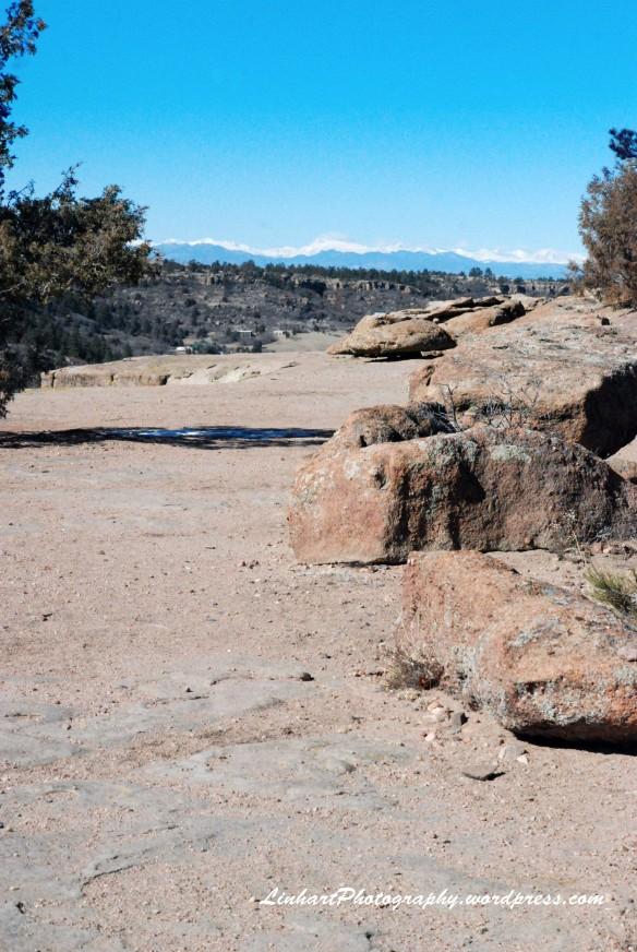 Castlewood Canyon-Rim Rock Trail