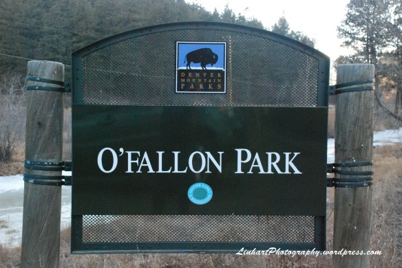 O'Fallon Park Entrance Sign