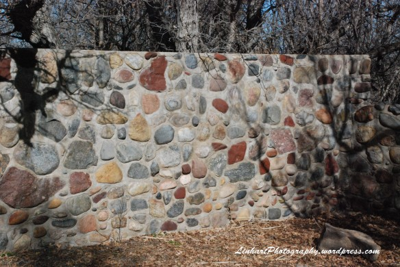 Castlewood Canyon-Rock Wall