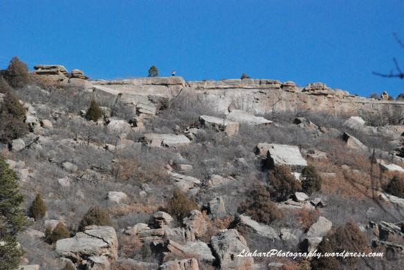 Castlewood Canyon-Rim