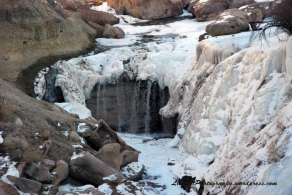 Castlewood Canyon-Falls