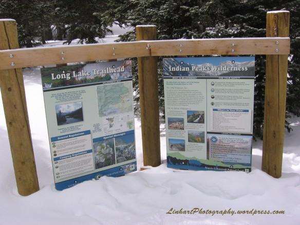 Long Lake-Trailhead