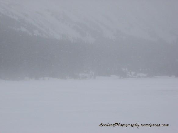 Long Lake-whiteout