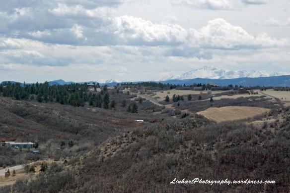 Ridgeline Open Space-Pikes Peak