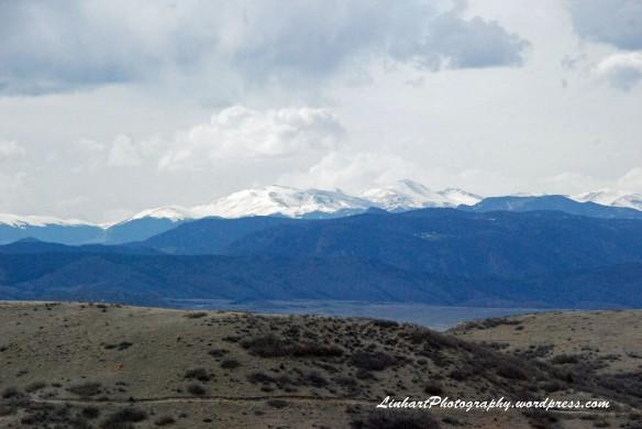 Ridgeline Open Space-Mountain view