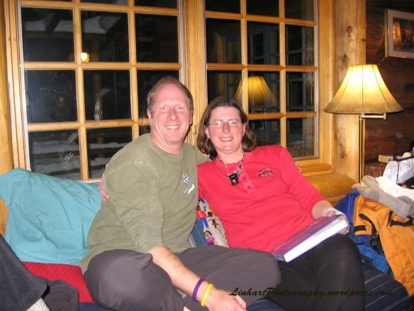 Chuck's Cabin-Bob & Lisa