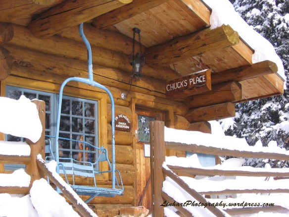 Chuck's Cabin Trail