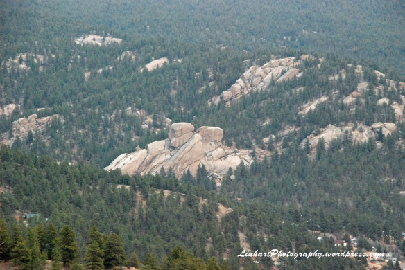 Pine Valley Ranch-Rock Formations