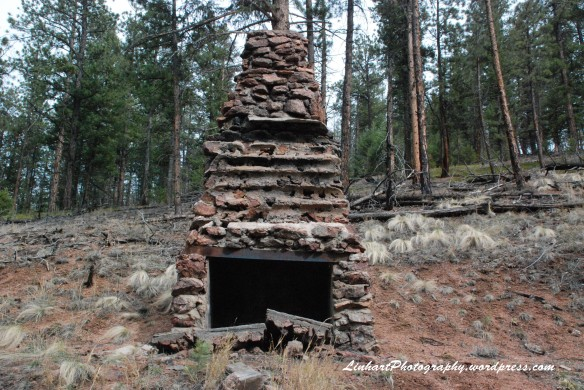 Pine Valley Ranch-Chimney