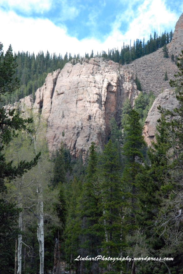 Staunton State Park-climbing area