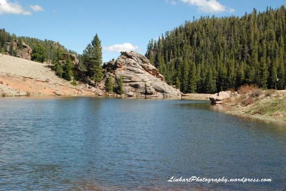 Staunton State Park-Elk Falls Pond