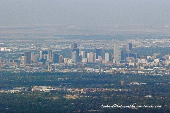 Mt Falcon Park-Downtown Denver