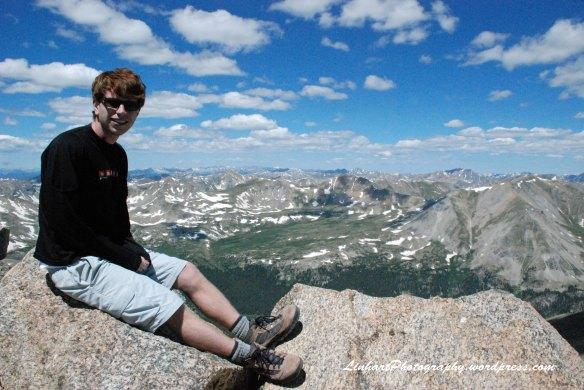 Mt. Harvard-Josh Summit