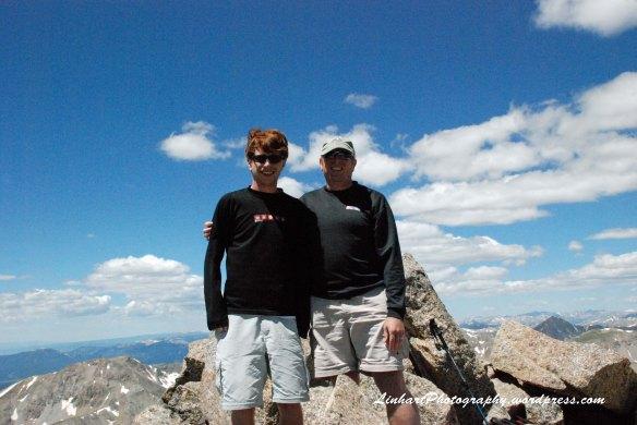 Mt. Harvard-Bob Josh Sumiit