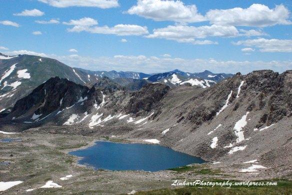 Mt. Harvard-Bear Lake