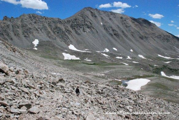Mt. Harvard-Josh Trail