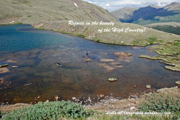 Rejoice in the Beauty of the High Country!