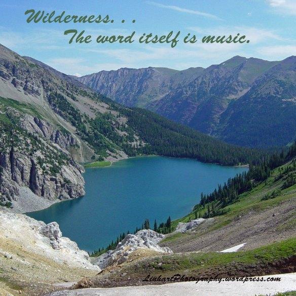 Wilderness...