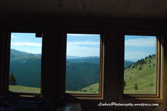Fowler-Hilliard Hut-Bedroom View