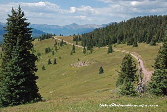 Fowler-Hilliard Hut-Resolution Mtn Road