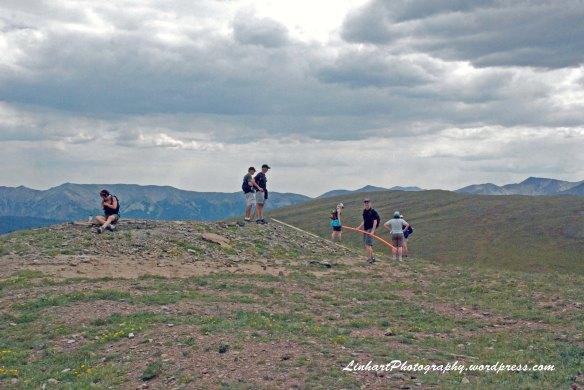 Fowler-Hilliard Hut-Ptarmigan Peak