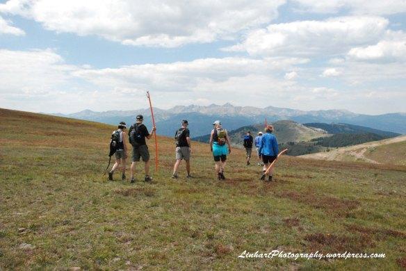 Fowler-Hilliard Hut-Hiking