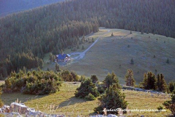 Fowler-Hilliard Hut