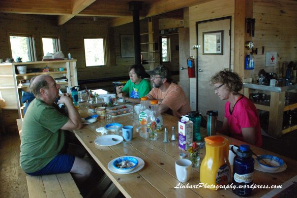 Fowler-Hilliard Hut-Breakfast