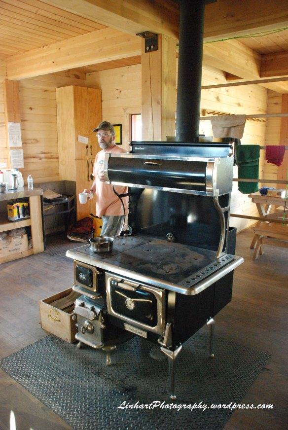 Fowler-Hilliard Hut-Kitchen