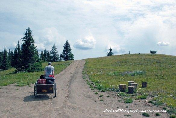 Fowler-Hilliard Hut-Cart