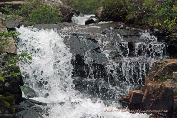 Wheeler Lake-waterfall