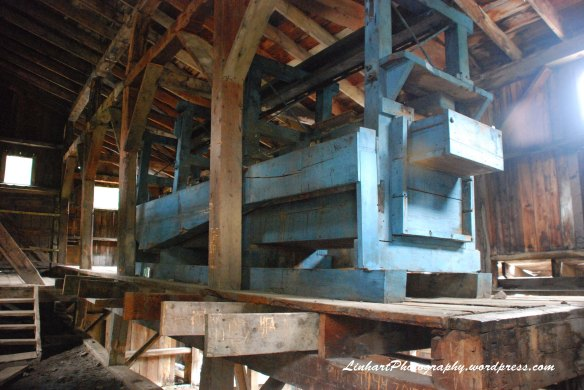 Wheeler Lake-mill equipment