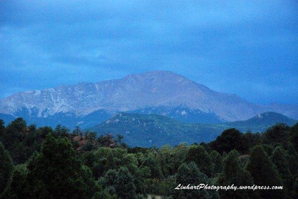 Garden of the Gods-Pikes Peak