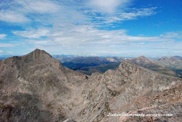 Mt. Evans-Mt. Bierstadt and Sawtooth