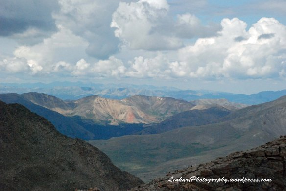 Mt. Evans-Summit View
