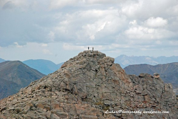 Mt. Evans-West Evans