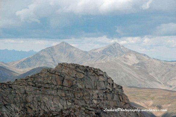 Mt. Evans-Grays and Torreys