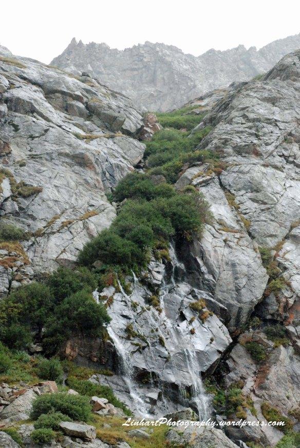 Mt. Evans-Waterfall