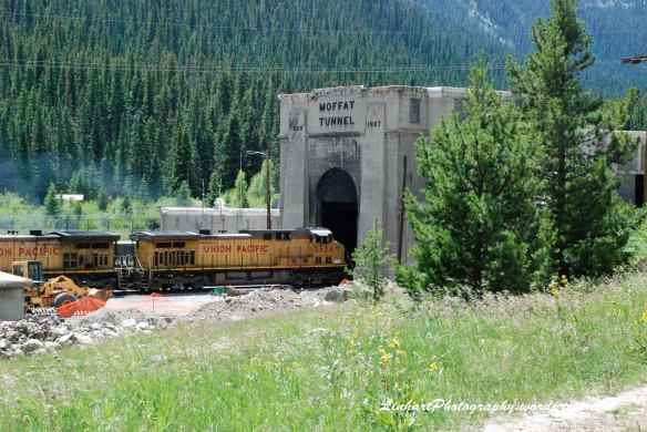 Forest Lakes-Moffat Tunnel