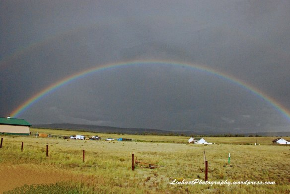 Wheeler Lake-rainbow