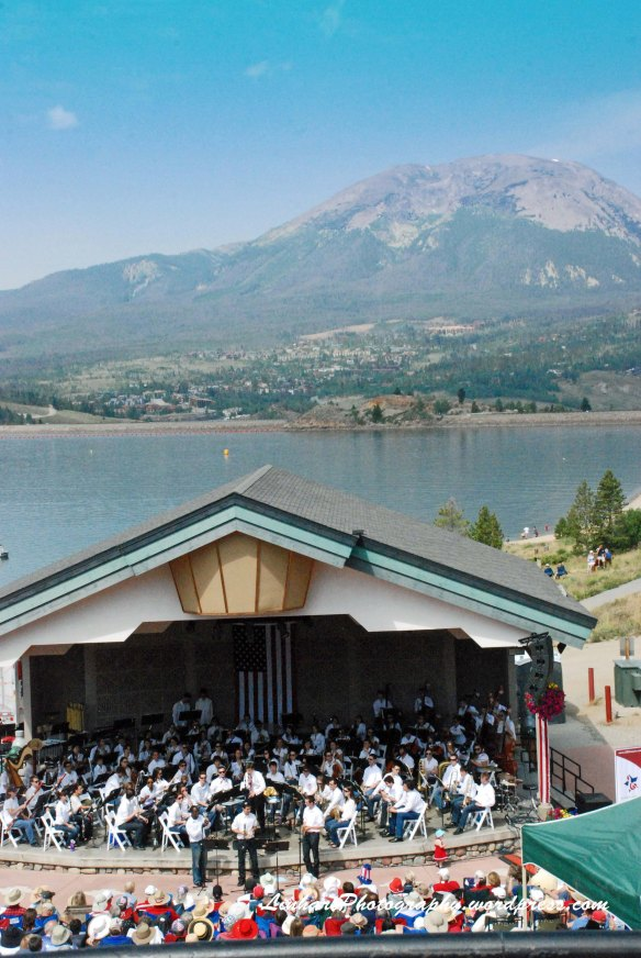 Wheeler Lake-Dillon Amphitheater