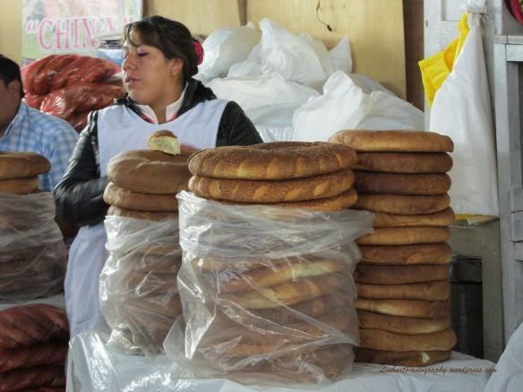 San Pedro-bread