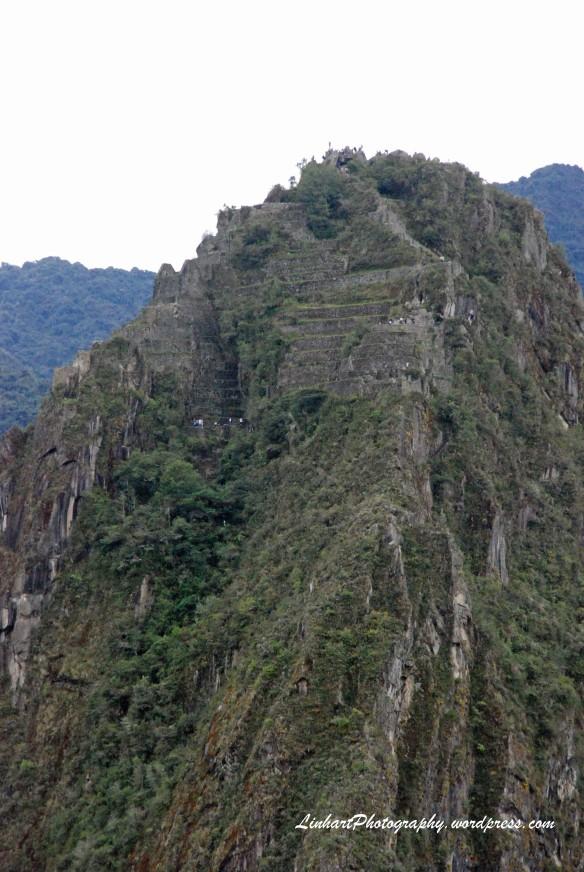 Machu Picchu-Huayna Picchu